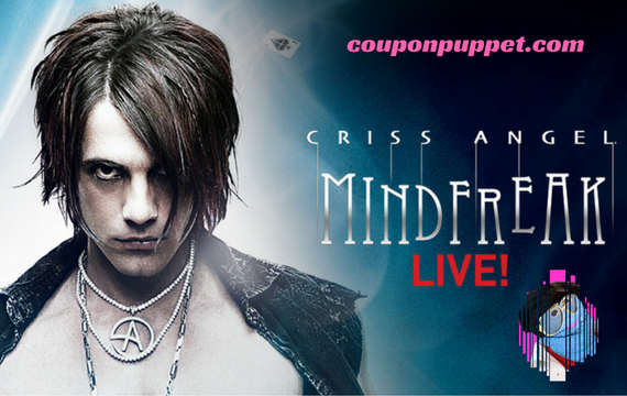 discount criss angel tickets from coupon puppet