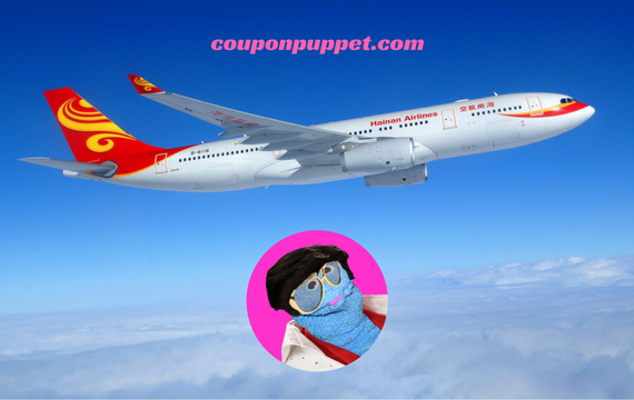 HAINAN AIRLINES PROMOTION CODE