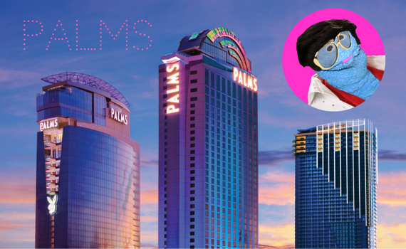 palms casino resort discount from coupon puppet