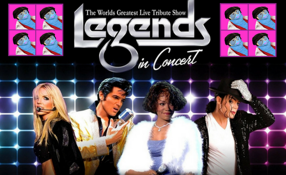 Legends in Concert Coupons from Coupon Puppet