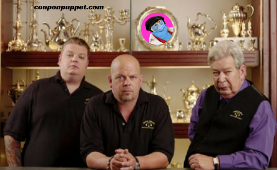 Pawn Stars tour coupon from Coupon Puppet