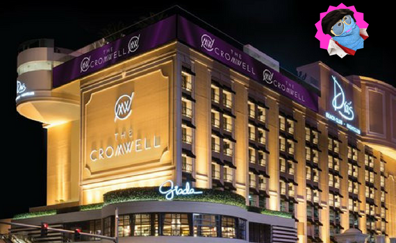 The Cromwell Las VEgas Best Rate From Coupon Puppet